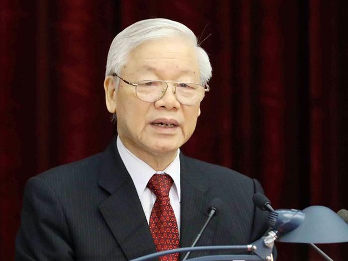 Tổng Bí thư Nguyễn Phú Trọng kêu gọi toàn dân quyết tâm, đoàn kết hơn nữa để chiến thắng đại dịch Covid-19